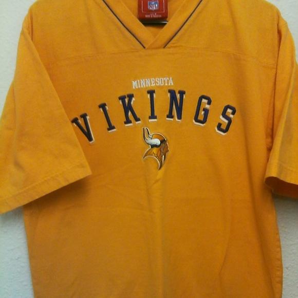 new arrival ab9ea c321f NFL Minnesota Vikings Men's Shirt